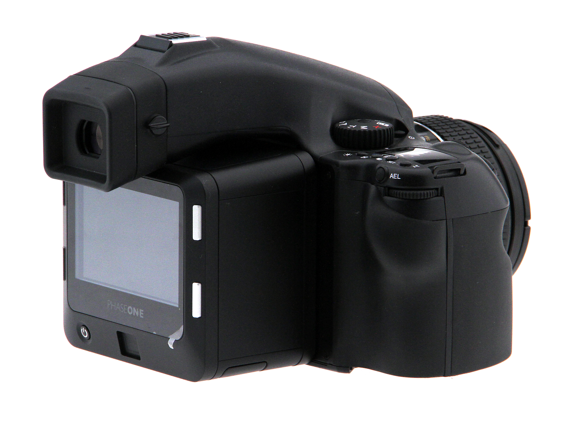 IQ2 60MP Digital Back w/645DF+ Body  80mm LS Lens Open Box