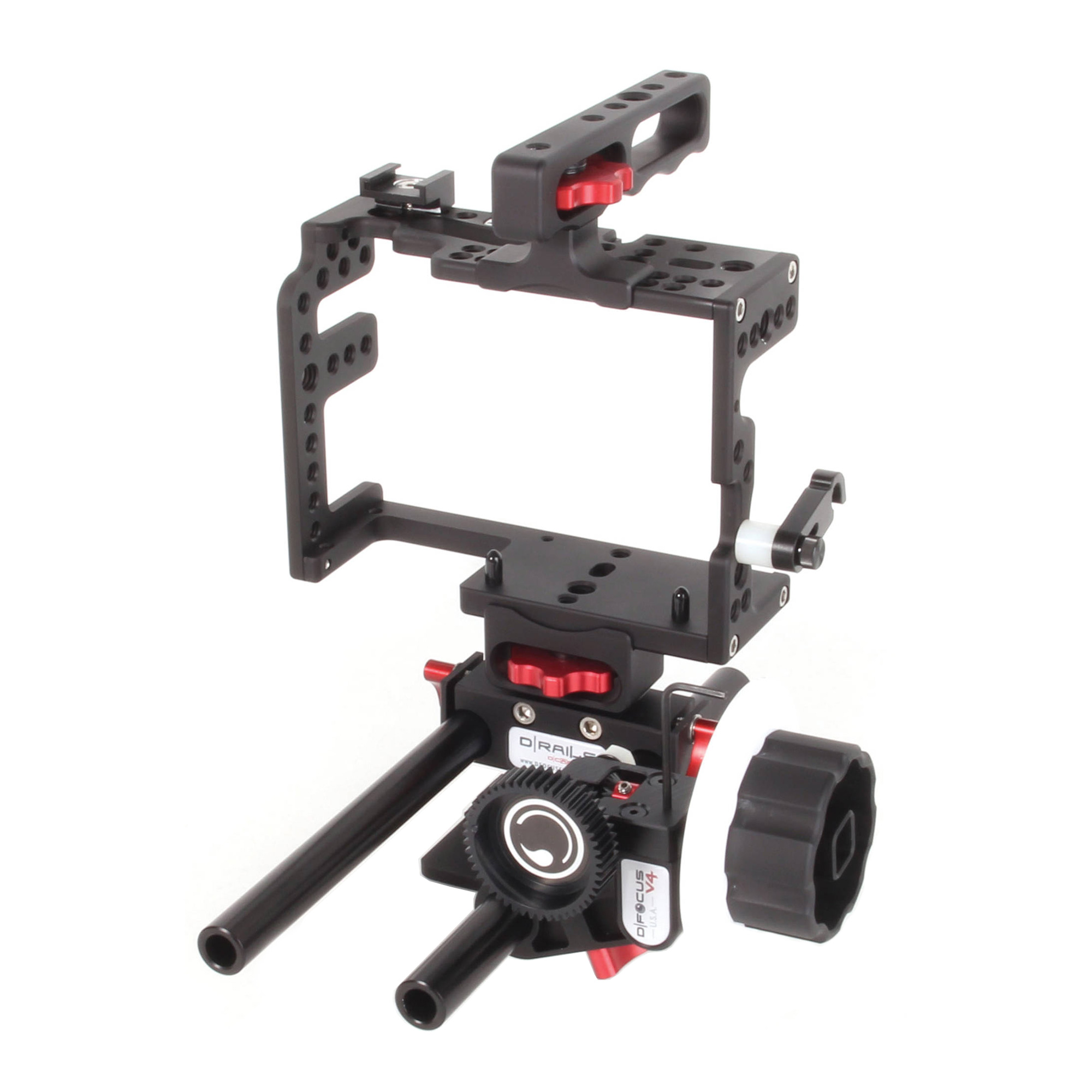 DCage Bundle for Panasonic GH4 Camera