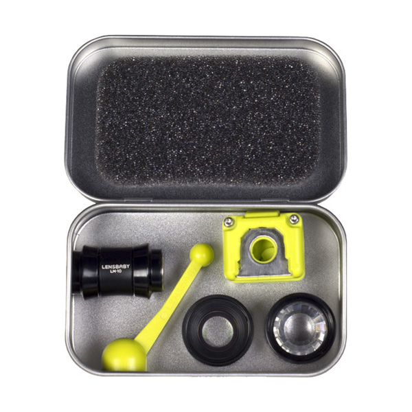Deluxe Creative Mobile Lens Kit for iPhone 5/5s
