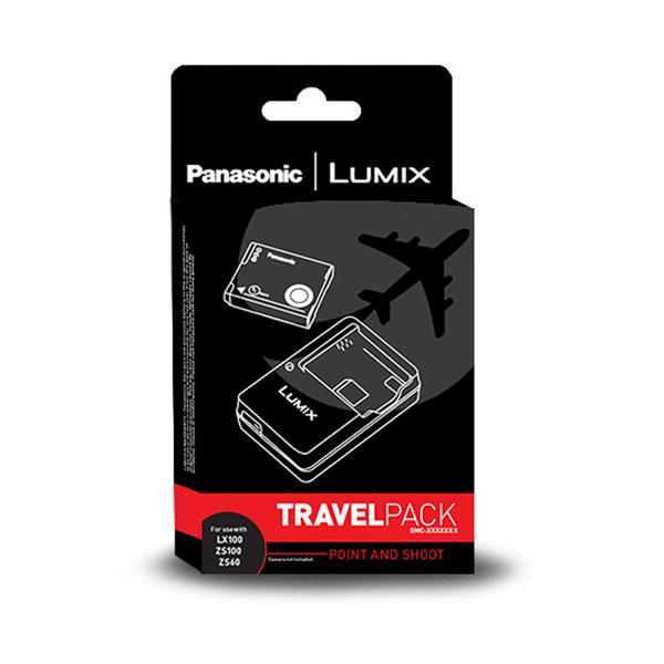 DMW-ZSTRV Battery  Charger Travel Pack
