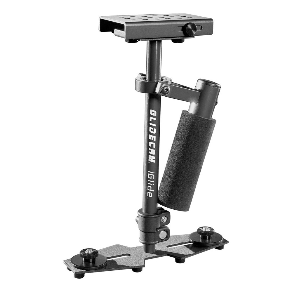 iGlide Handheld Stabilizer for Cameras Up to 16 oz Black