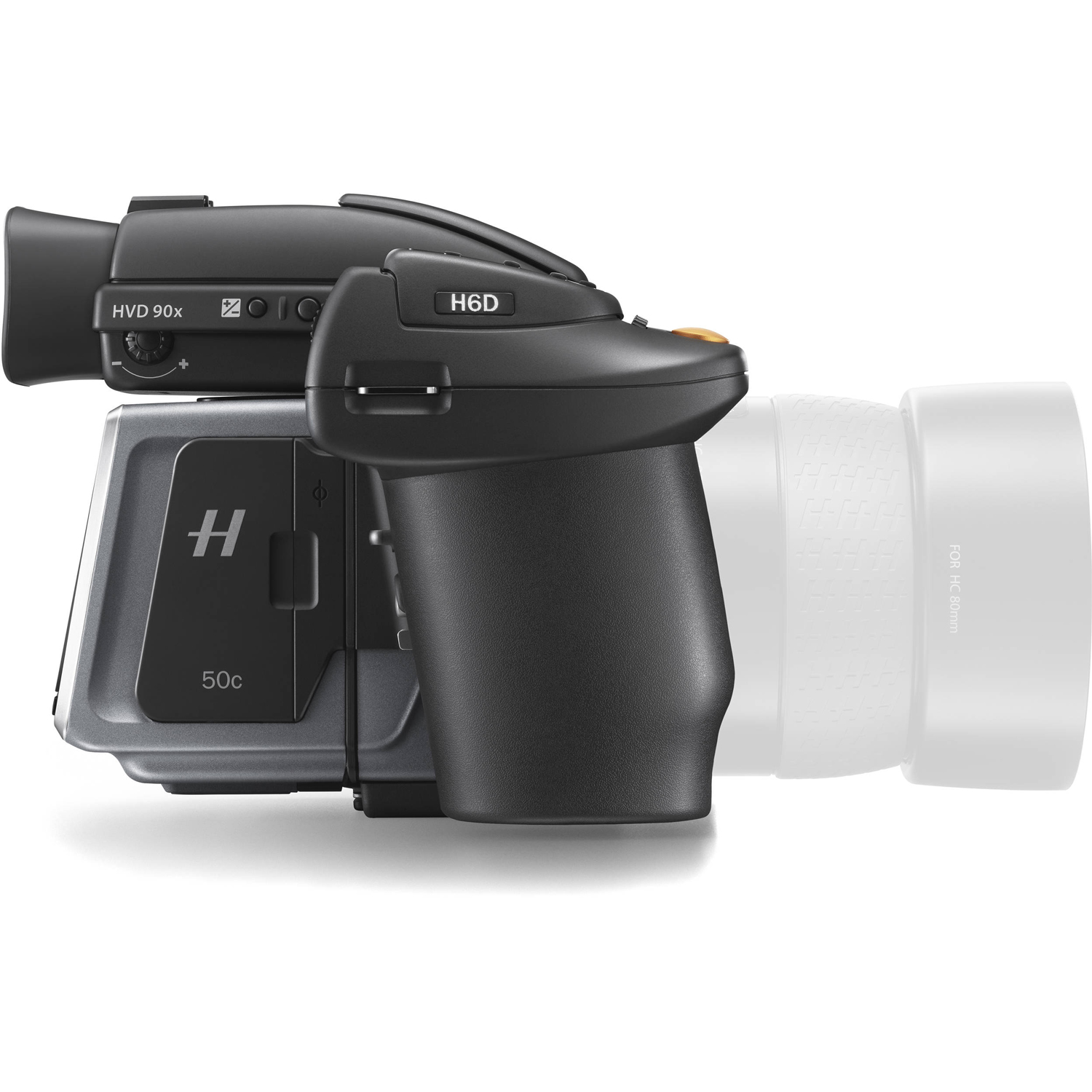 H6D-50c Medium Format Digital SLR Camera
