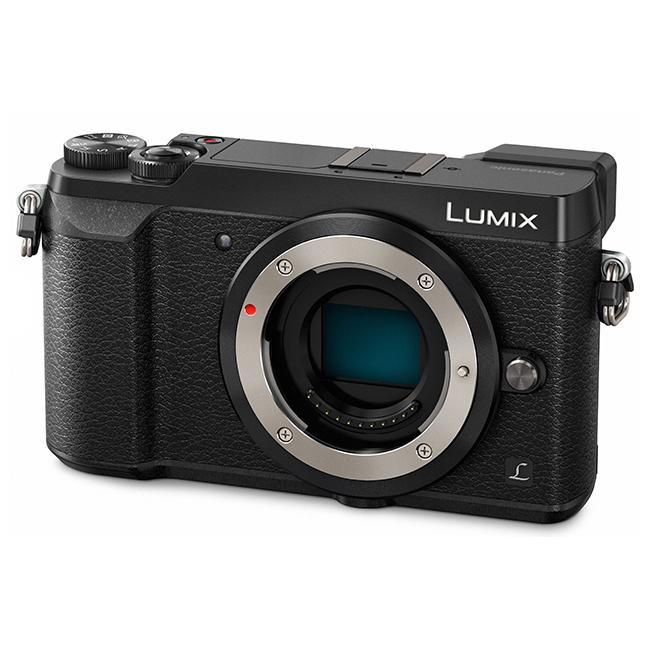 Lumix DMC-GX85 Mirrorless Micro Four Thirds Digital Camera Body Black