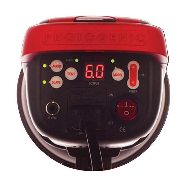 Matrix MCD400R 400Ws Monolight with Transmitter