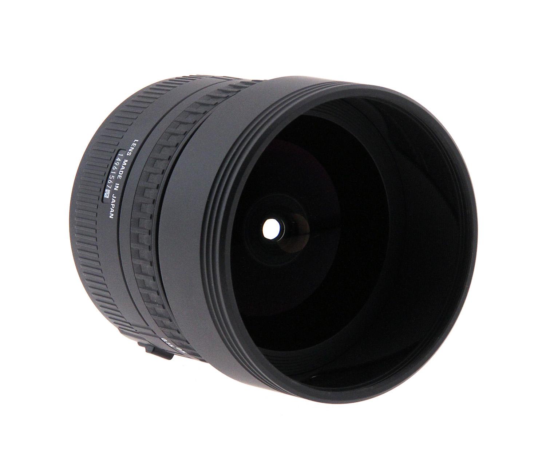AF 15mm f/2.8 EX DG Diagonal Lens - Canon Mount Open Box