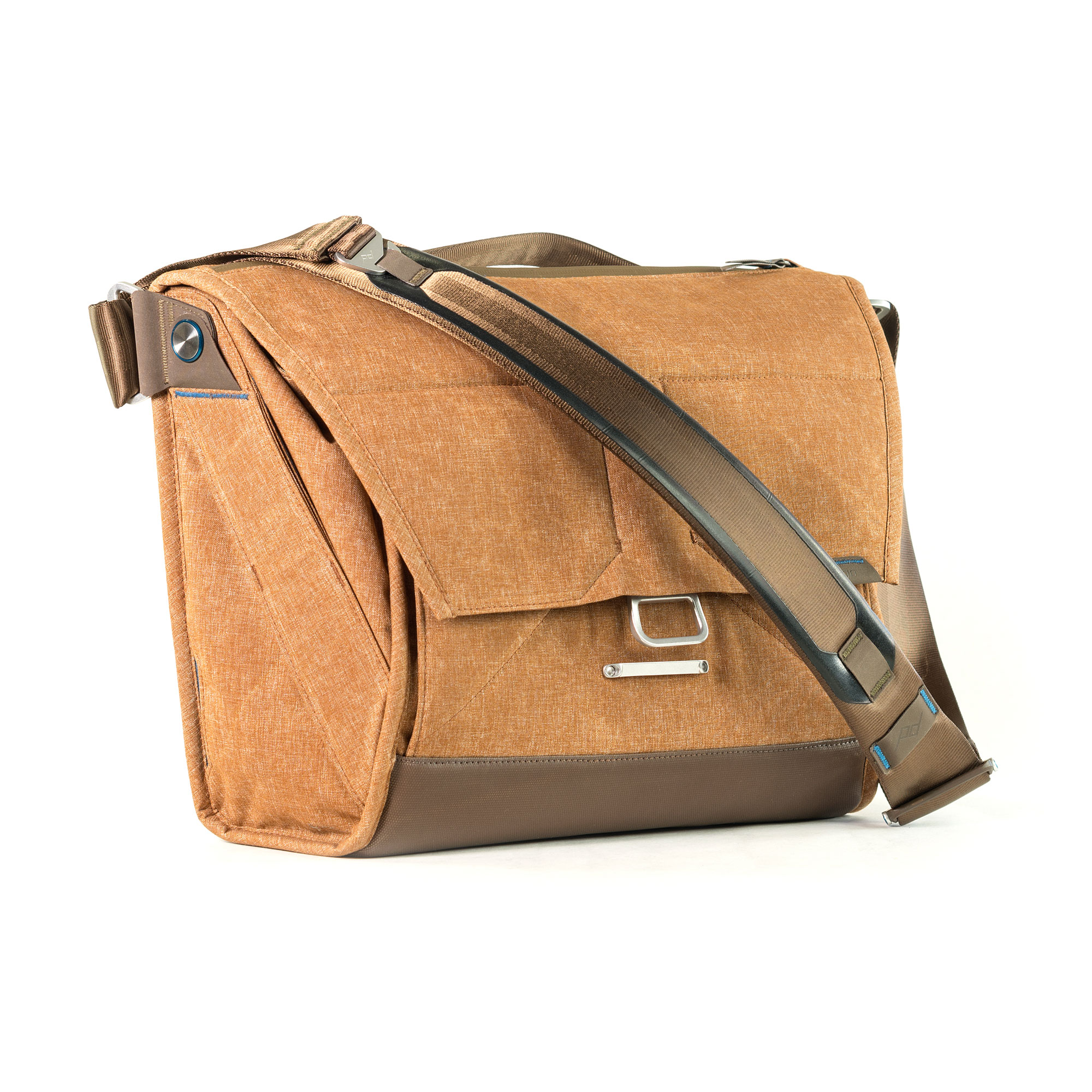 13 In. Everyday Messenger Heritage Tan