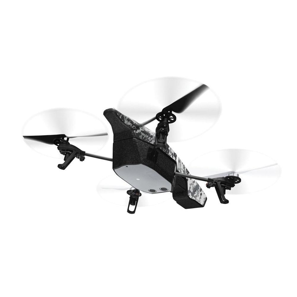 AR.Drone 2.0 Quadcopter Elite Edition Snow
