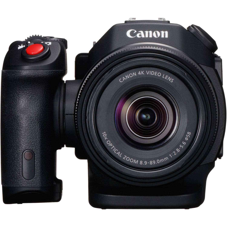 4k Video Camera >> Canon Xc15 4k Professional Camcorder