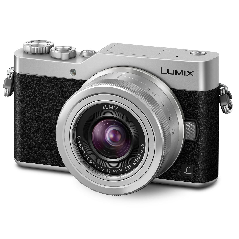 Panasonic Lumix Dc Gx850 Mirrorless Micro Four Thirds Digital Camera G7 Kit 14 42 Ii Silver Leica 25mm F With 12 32mm Lens