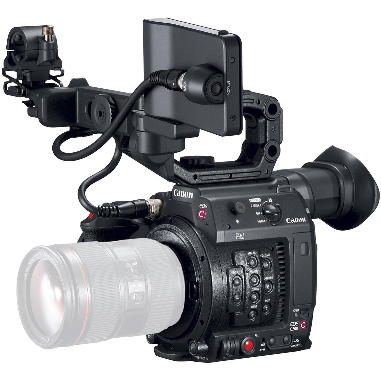 Canon EOS C200 EF Cinema Camera Was: $1,899.00 Now: $1,599.00.