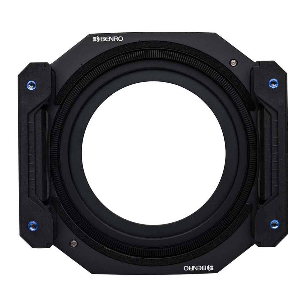 Benro 4 In Filter Holder Set For 72mm Slim Cpl Fh100s Lee Filters Double Slotted Lens Hood