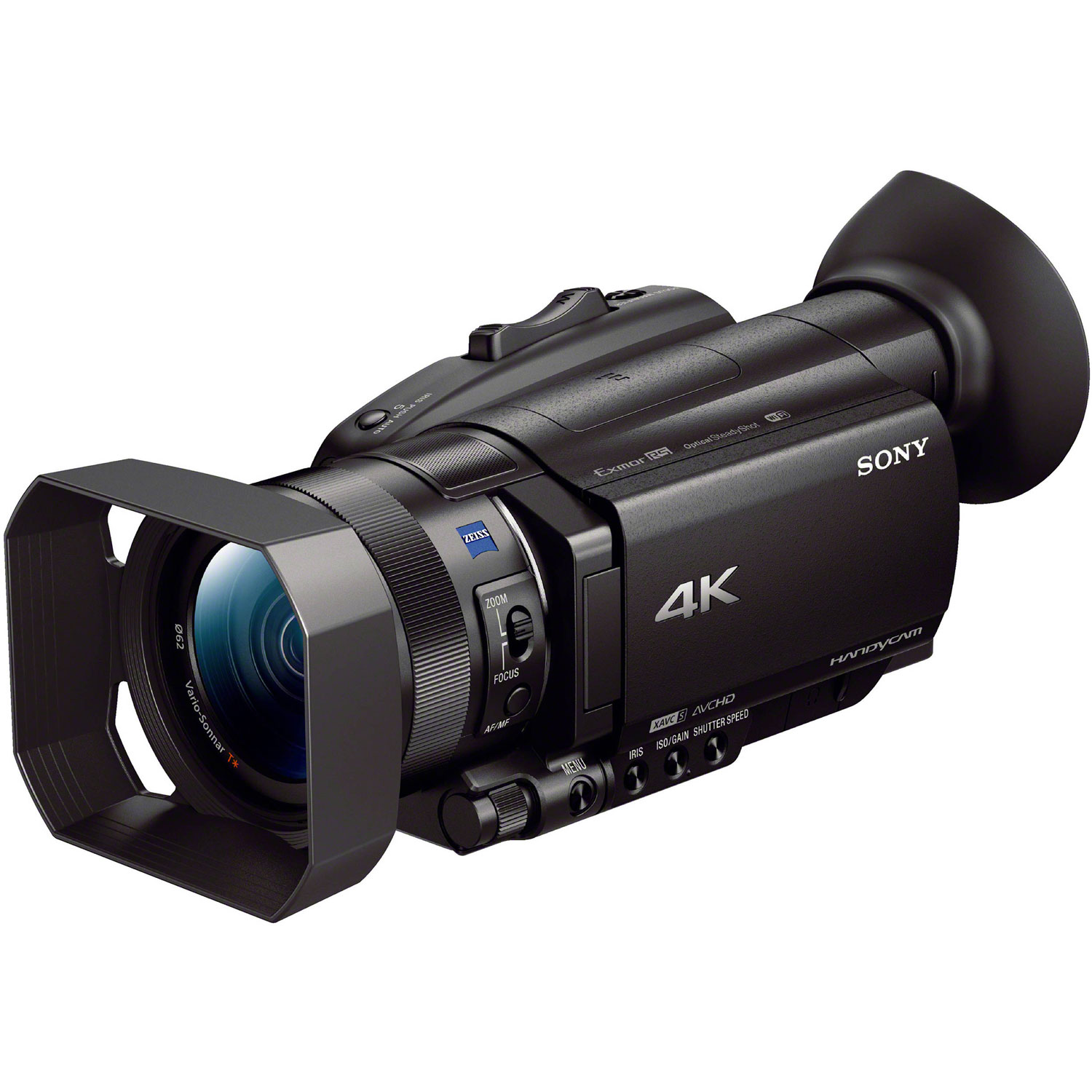 Click here for FDR-AX700 4K Camcorder prices