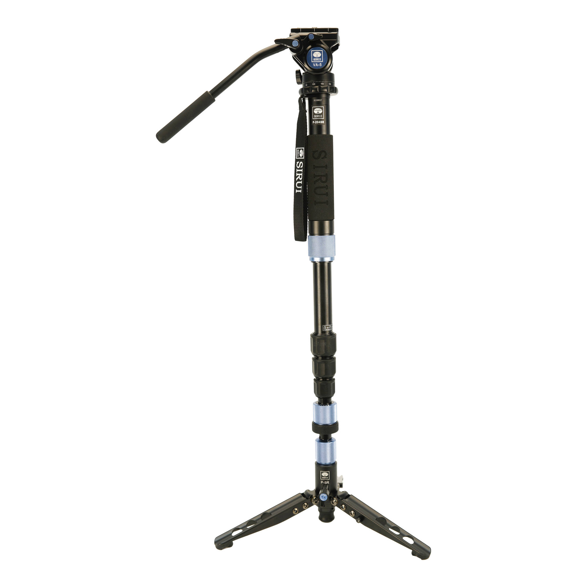 SIRUI VH-350 arm compatible with large lenses video