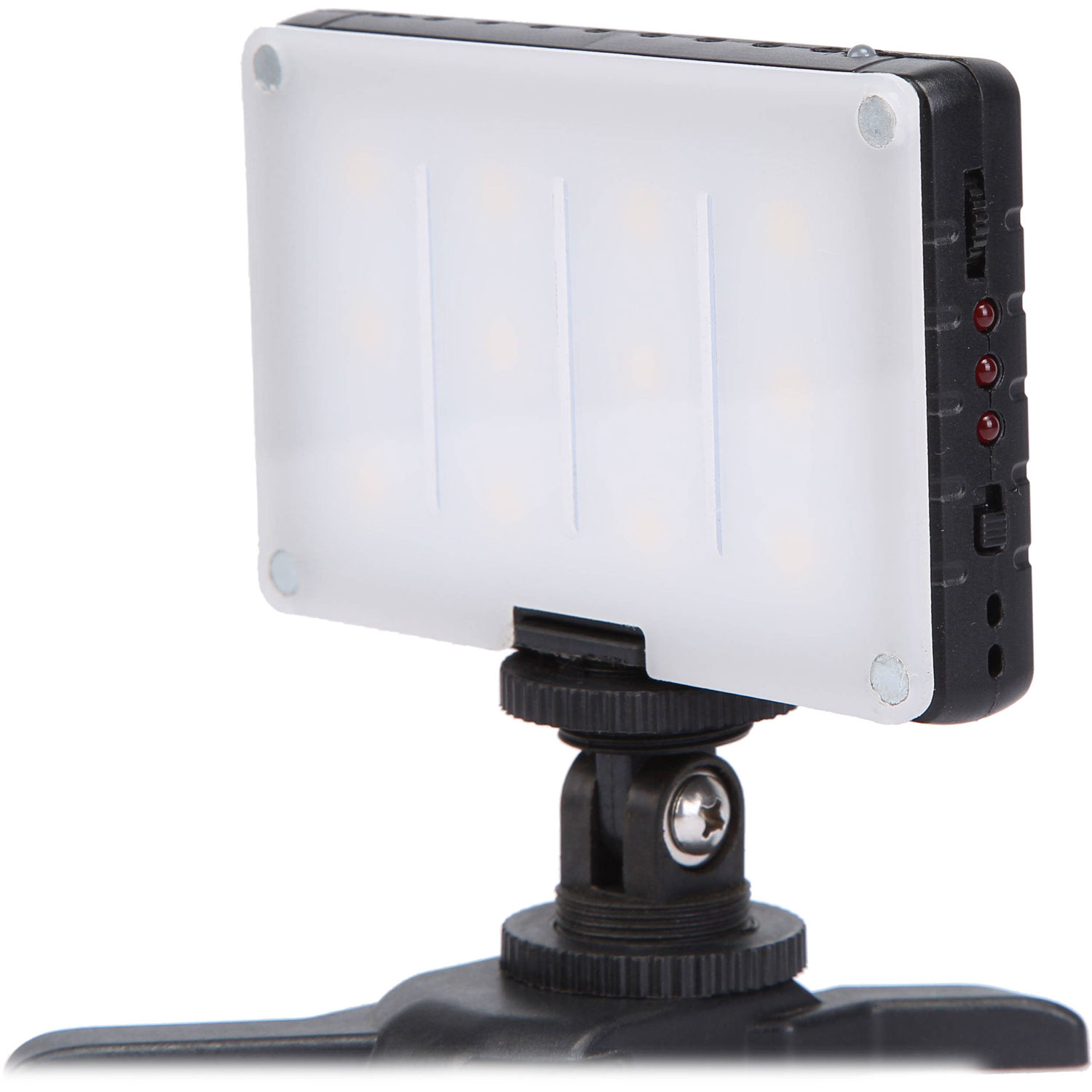 category color bi supply light on onyx continuous ikan led leos camera lighting aluminumn