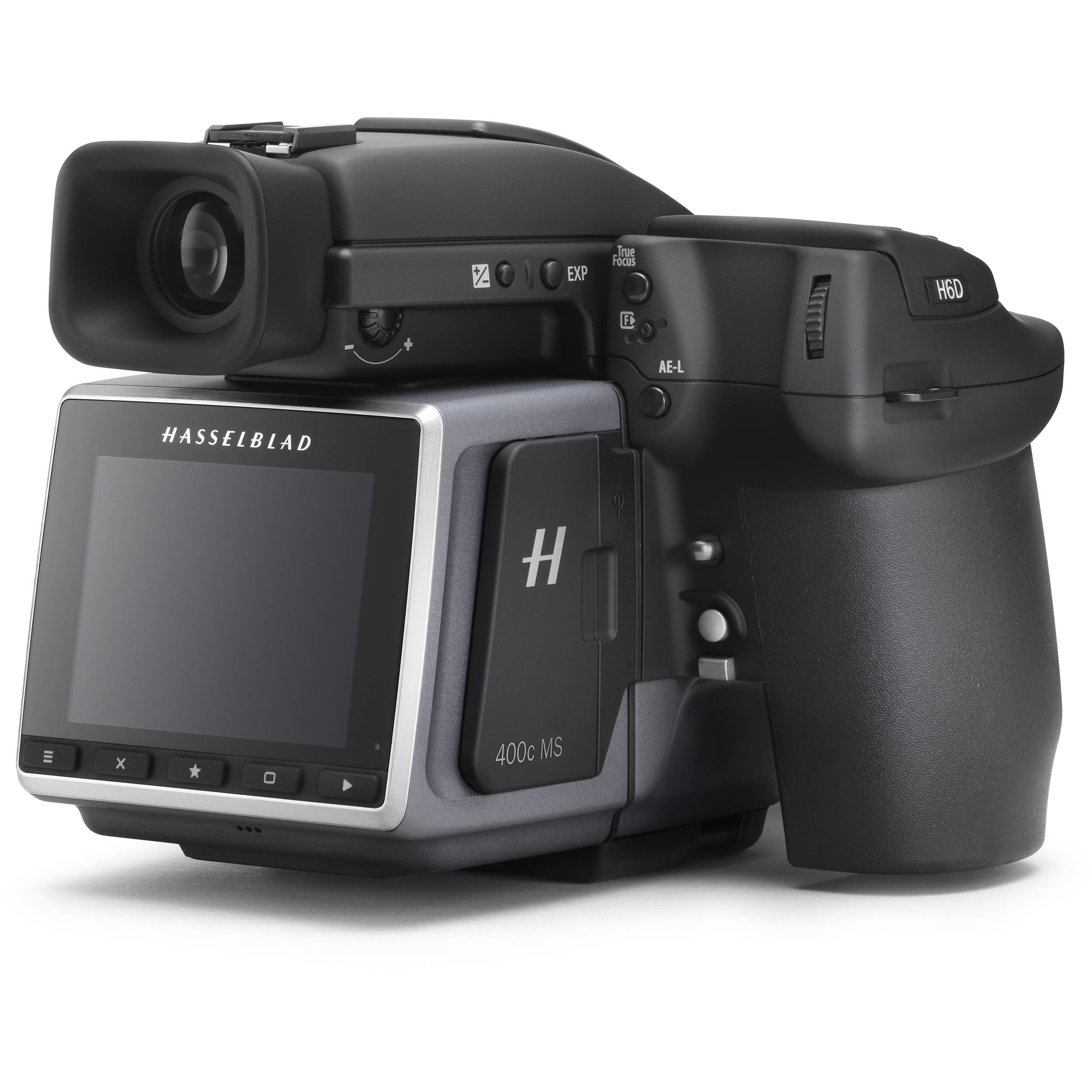 H6D-400c MS Medium Format Digital SLR Camera