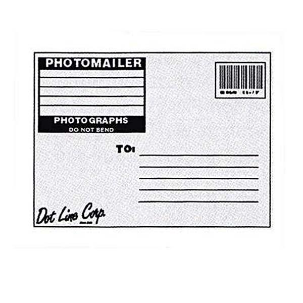 Image of Dot Line Corp. Photograph Mailer 5x7