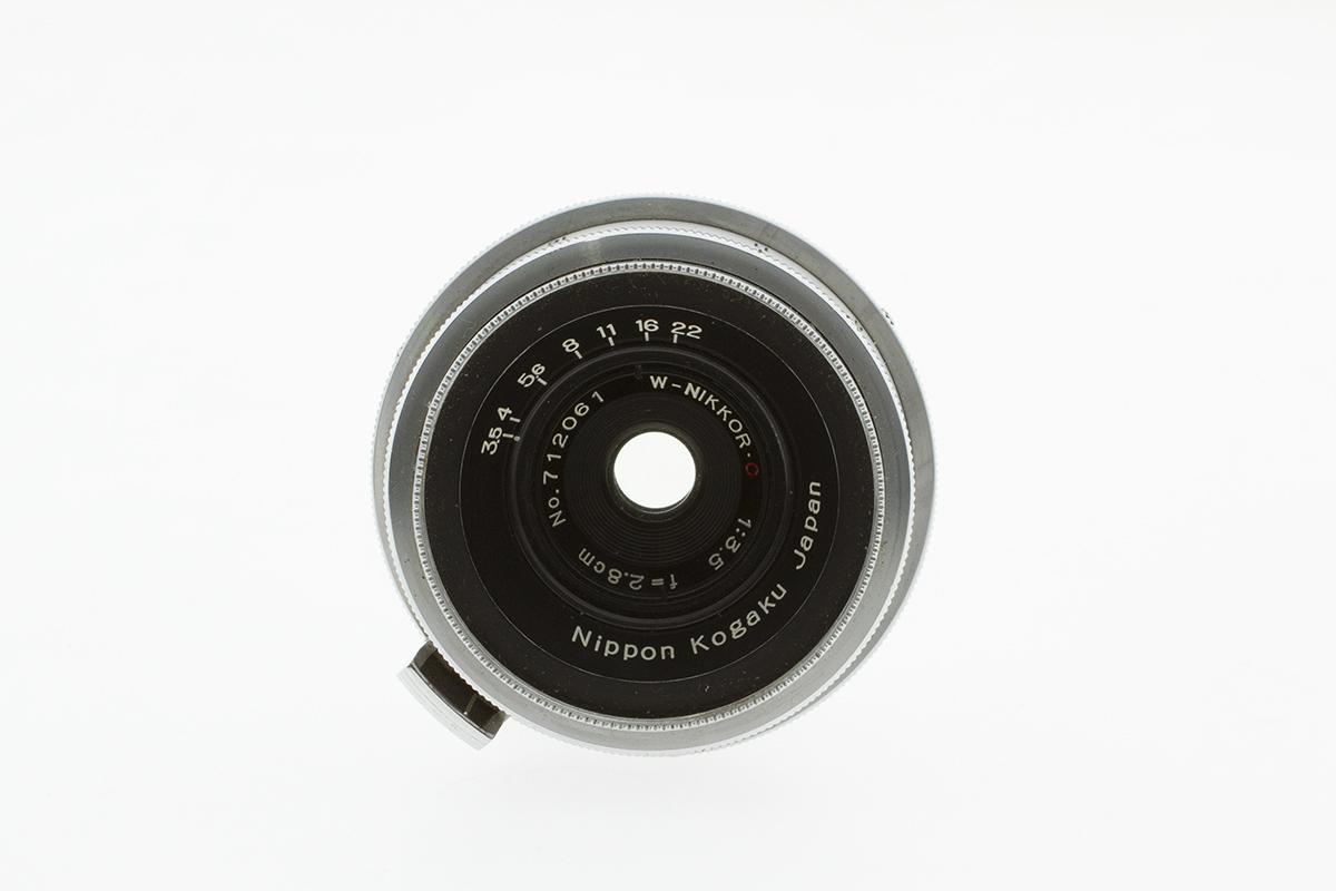 28MM F3.5 RF NIKON USED