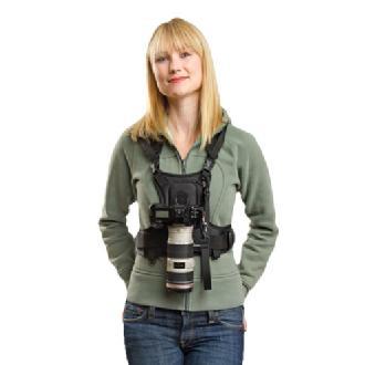 Camera Vest ONLY (Black)