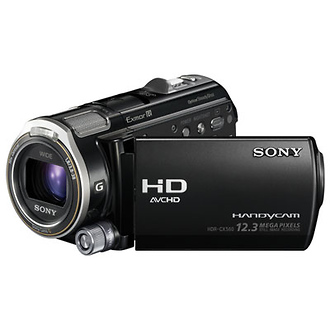 HDR-CX560V Camcorder - Open Box*