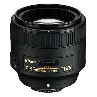 AF-S NIKKOR 85mm f/1.8G Lens