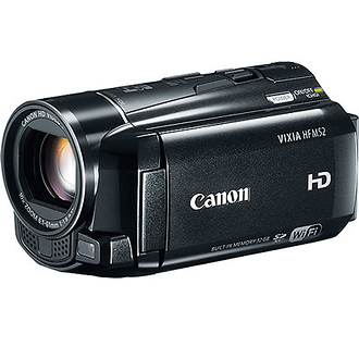 VIXIA HF M52 High Definition Flash Memory Camcorder