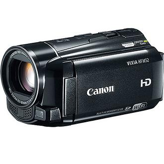 VIXIA HF M52 High Definition Flash Memory Camcorder