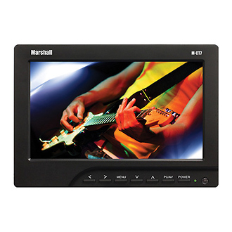 Marshall Electronics | 7 In. High-resolution Canon Field Monitor | MCT7CE6