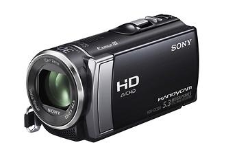 HDR-CX200 High Definition Handycam Camcorder (Black)