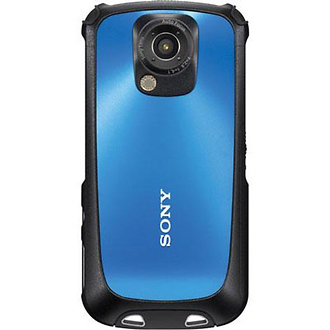 MHS-TS22 Bloggie Sport Camcorder (Blue)