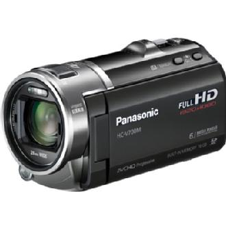 HC-V700M High Definition Flash Memory Camcorder (Black)