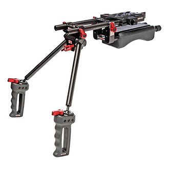 Zacuto | Recoil Rig for C300/Scarlet/Epic Cameras | Z-CRL