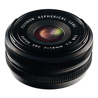 Fujifilm | 18mm f/2.0 XF R Wide Angle Lens for X-Pro1 Camera | 16240743