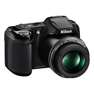 Nikon | Coolpix L810 Digital Camera (Black) | 26294
