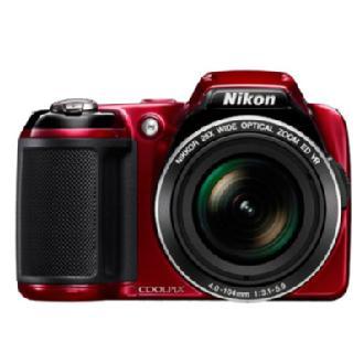 Coolpix L810 Digital Camera (Red)