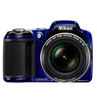 Coolpix L810 Digital Camera (Blue)