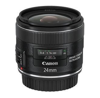 EF 24mm f/2.8 Wide Angle IS USM AF Lens