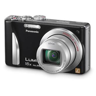 Lumix DMC-ZS15 Digital Camera (Black)