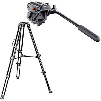 MVT502AM Tripod with 701HDV Head Kit