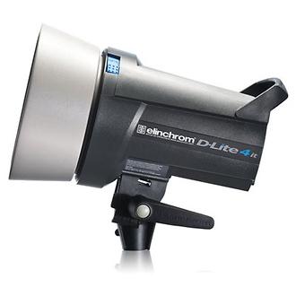 D-Lite 4 IT 400ws Monolight with Skyport