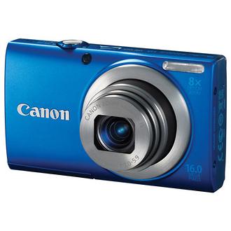 PowerShot A4000 IS Digital Camera (Blue)