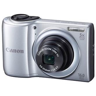 PowerShot A810 Digital Camera (Silver)