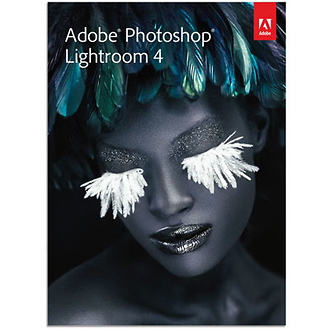 Photoshop Lightroom 4 Software for Mac & Windows