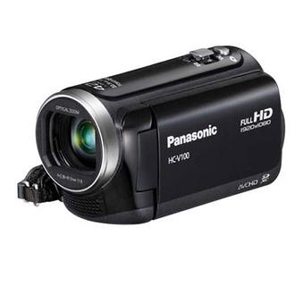 HC-V100 High Definition Camcorder (Black)