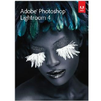 Photoshop Lightroom 4 Software for Mac & Windows (Upgrade)