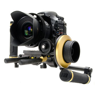 Captain Stubling DSLR Rig Bundle (Nikon Gold - Limited Edition)