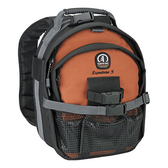 Tamrac | 5273 Expedition 3 Photo Backpack, Rust & Black | 527313