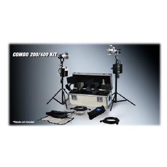 K5600 Lighting | Joker-Bug 200W/400W HMI AC/DC Combination Kit | K0200/400JBDOUB