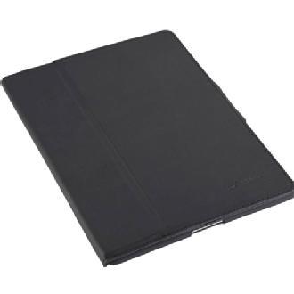 WanderFolio Case for New-iPad 3- Black/Peacock
