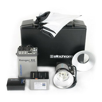 Elinchrom | Ranger RX 1100 Watt/Second Kit with A Head | EL10285