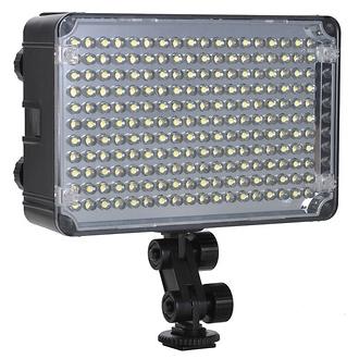 GiSTEQ   Flashmate F-198A LED Video Light   C8-03-F198A-01